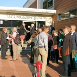 Tagungszentrum Start JT14